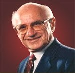 Milton Friedman, Nobel Prize in economics and ...