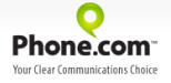 Image representing Phone.com as depicted in Cr...
